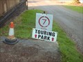 Image for Speed Limit 7 MPH - Meadow View Campsite, Dorset. UK