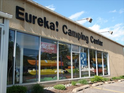Eureka C&ing Store - Binghamton NY - Outdoor Recreation Stores on Waymarking.com & Eureka Camping Store - Binghamton NY - Outdoor Recreation Stores on ...