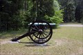 Image for 12-pdr bronze field gun #425 - Chickamauga National Battlefield