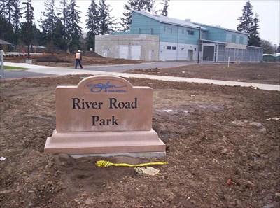 River Road Park Wet Weather Treatment Facility Salem Oregon Wastewater Treatment Facilities On Waymarking Com