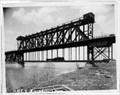 Image for ASB Vertical Lift Bridge 1912 & 2013 -- Kansas City MO