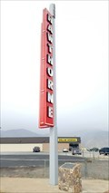 Image for Hawthorne Club Sign - Hawthorne, NV