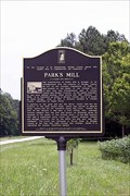 Image for Parks Mill - Morgan Co., GA