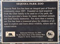 Image for Sequoia Park Zoo