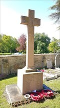 Image for Memorial Cross - St Andrew - Swavesey, Cambridgeshire