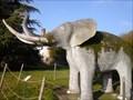 Image for L'éléphant de Coëmont, Vouvray-sur-Loir, Sarthe, France