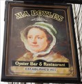 Image for Ma Boyles Oyster Bar, Water Street – Liverpool, UK