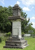 Image for Forgotten Citrus Center Monument - Lumberton, Florida, USA