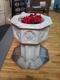 Image for Baptism Font, St Lawrence - Ipswich, Suffolk
