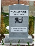 Image for World War 1 - Tooele, Utah