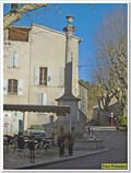Image for La Fontaine de la Colonne - Riez, Paca, France
