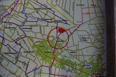 50 - Wielen - Dld - Fietsnetwerk Grens belevenis