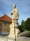 Image for St. John of Nepomuk / Sv. Jan Nepomucký, Brtnice, Czech republic