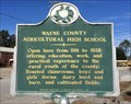 Image for Wayne County Agricultural High School - Clara, MS