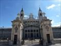 Image for Cathedral de la Almudena Gate - Madrid, Spain