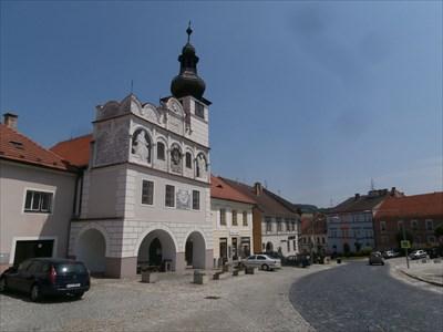Stará radnice, Volyne