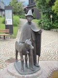 Image for Occupational Monument - Cow Shepherd - Obermaiselstein, Germany, BY
