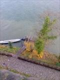 "Image for Münster ferry ""Leu"", Southern Landing - Basel, Switzerland"