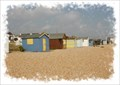 Image for Beach Huts - Kingsdown, Kent, UK.