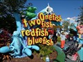 Image for One Fish, Two Fish - Satellite Oddity - Orlando, Florida, USA.