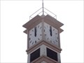 Image for Sri Racha Town Clock—Chonburi, Thailand.