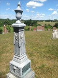 Image for Richard Burgess Gleeson - North Nissouri Cemetery, West Nissouri, Ontario