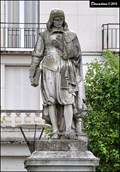 Image for 3587 Descartes & René Descartes - Place Anatole France (Tours, France)