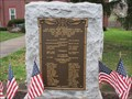 Image for Vanderbilt World War I Memorial - Vanderbilt, Pennsylvania