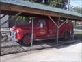Image for Alma Fire Department GMC Firetruck - Alma AR