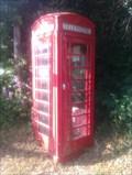 Image for Red Telephone box - Austrey, Warwickshire