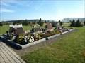 Image for nový hrbitov / New Municipal Cementery - Nové Veselí, Czech repiblic