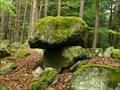 Image for Kosatínský viklan, Boudy u Cimelic,  Central Bohemia, Czech republic