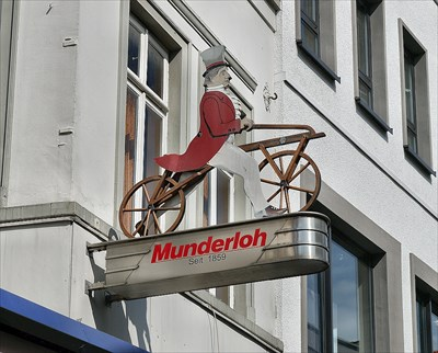 fahrradhaus munderloh oldenburg oldb germany bicycle shops on. Black Bedroom Furniture Sets. Home Design Ideas