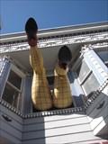 Image for Giant Fishnet Stocking Legs - San Francisco, CA