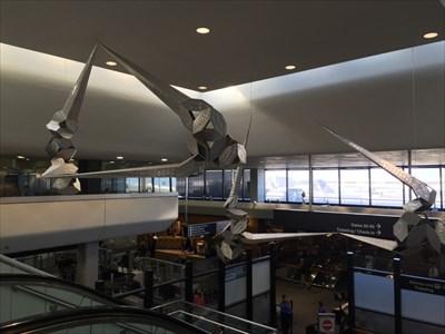 The Hesperides, All, SFO Terminal 3, San Francisco, California