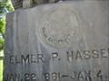 Image for Elmer P. Hassell - Leavitt Cemetery - Ogden, Utah