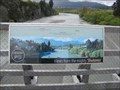 Image for Shotover Bridge Orientation Table - Queenstown, New Zealand