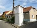 Image for Trojboká boží muka, Telnice, Czech republic