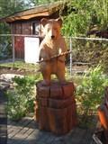 Image for Ours en bois - Chez Jonathan - Cascades Golf, La Prairie, Qc, Canada