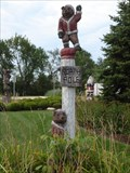 Image for Greetings From The North Pole - Silver Bells - Dundee, MI