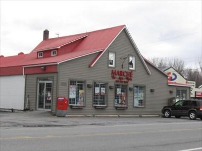 Marché Ile-aux-Noix, Québec