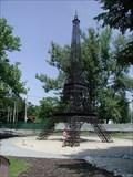 Image for Replica of Eiffel Tower - Ostrava, Czech Republic