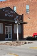 Image for Market Place Whirligig - Ardmore, OK