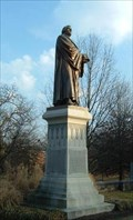 Image for Luther Statue - Clayton, Missouri