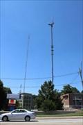 Image for Richland Tower Site -- North Druid Hills, Atlanta GA USA
