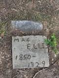 Image for Mag Ellis - Bridges Cemetery - The Colony, TX