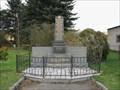 Image for Combined World War Memorial - Vešín, Czech Republic