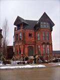 Image for George Ladve House  at 269 Edmund pl. - Woodward East Historic District and Brush Park Historic District - Detroit, MI