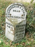 Image for Kings Smeaton mile post - nr Doncaster, West Yorkshire, UK