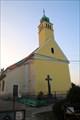Image for Kostel svatého Václava - Orlovice, Czech Republic